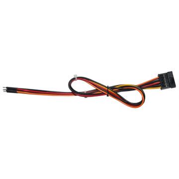 Chicote de fios elétrico SATA para servidor