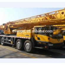 Precio 50t QY50KA de la grúa móvil QY50K-II camión volquete con la grúa