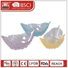 Recipiente plástico PS colores
