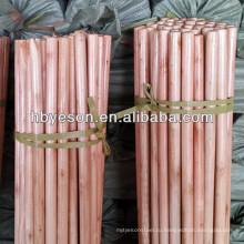 Оптовая продажа лакированной деревянной палочки