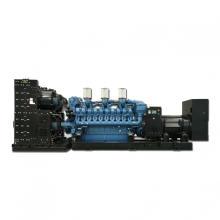 Generador diesel de 11kV MTU