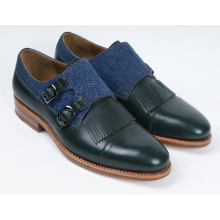 Genuine Leather Mens Business Shoes (NX 394)