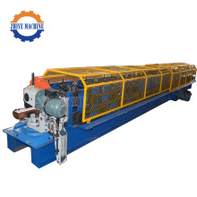 Keluli Downspout Pipe Cold Forming Machinery