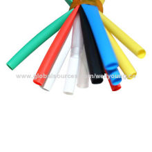 High-quality PVC heat shrink sleeve for wire lead insulation and protection, eco-friendly