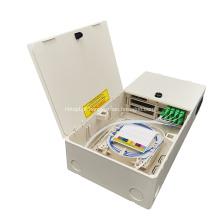Nova caixa de distribuição óptica compacta 1X32 PLC Splitter