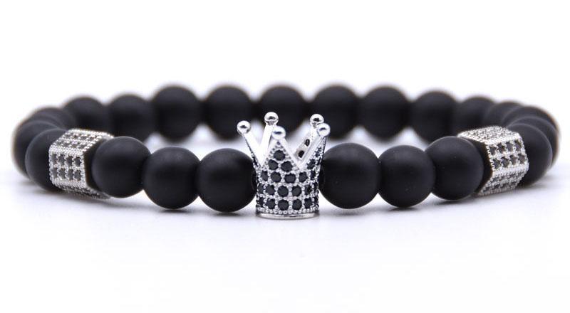natural stone bead bracelets