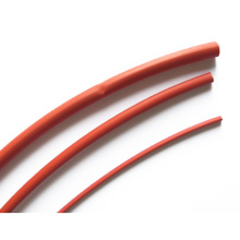 A tubulação do psiquiatra de calor da borracha de silicone para o sensor isola