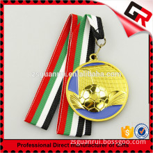 New Style Cheap Custom Metal Sports Gold Award Medal For Sale