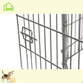 puppy panels for iron fence