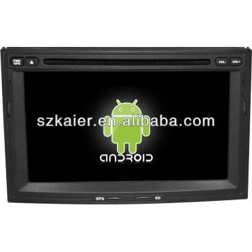 Lecteur DVD de voiture pour Android système Peugeot 3008