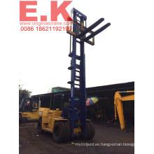 Carretilla elevadora de horquillas Forklifttruck 15ton Komatsu de usados (FD150-7)
