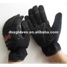 Luvas mecânicas para proteção das mãos