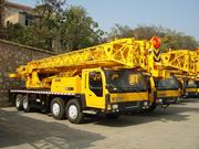 XCMG K Series 40ton Popular Model Mobile Crane, Truck Crane (QY40K)
