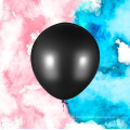Baby Shower Decorations Gender Neutral Party Balloons with Pink and Blue Powder