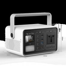 Industrieller tragbarer 500-Watt-Solarstromgenerator