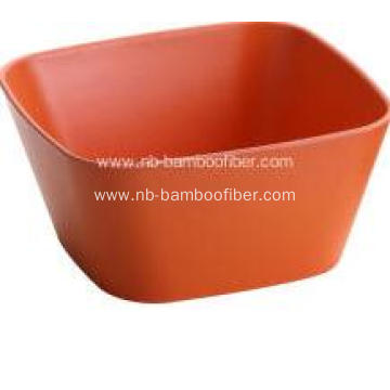 Bamboo fiber new 9 inch salad bowl