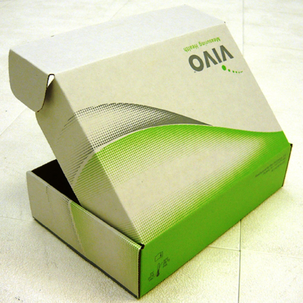 Examples of Printed Shipping Boxes
