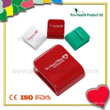 Пластиковый зажим для бумаги с магнитом