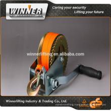 High Performance Anchor Type Hand Power Winch Windlass