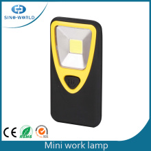 3W COB Mini Led Luz de trabajo