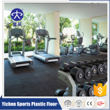 High Quality Rubber Gym Flooring