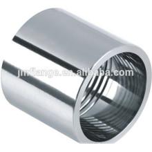 Nahtlose schwarze Stahlrohr-Steckdosen / Kupplungen DIN2986