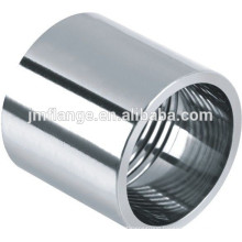 seamless black steel pipe sockets/couplings DIN2986