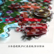 Wholesale Merry Christmas Decoration DIY Removable PVC Wall Decals Wall Stickers