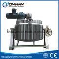 High Quality Tilting Oil Steam Jacketed Cooking Stainless Steel Kettle