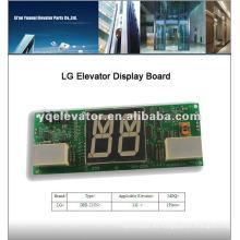 Tablero de exhibición del elevador de LG DHI-221N, elevador del lg
