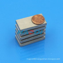40X20X5mm rectangle high performance smco permanent magnet
