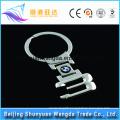 New hotsale wholesale luxury round car key logo emblem