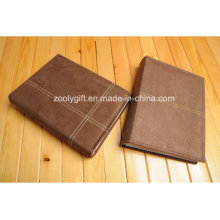 Brown Faux Suede Albums photos pour 4 X 6 Photos