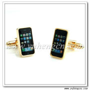 YH-1289GL New Smart Phone Novelty Cufflinks,Fashion Accessories