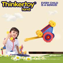 Creativetoys Building Block para 3-6 crianças