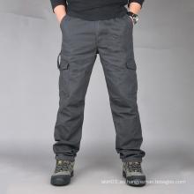 Pantalones tácticos de los hombres al por mayor Pantalones al aire libre del clima frío