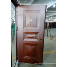 Deep Embossing Steel Security Door