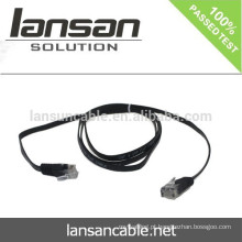CAT6 UTP 30AWG Patch cabo com 1,2MM Thinkness