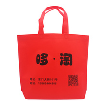 Side Handle Easy Carry Non Woven Bag