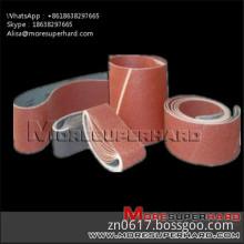 Flexible Diamond Abrasive Tool Sanding Belt Alisa@moresuperhard.com