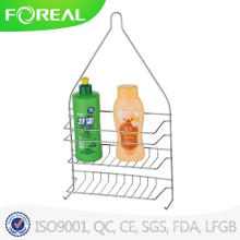 Best Selling Chromed Metal Wire Shower Caddy