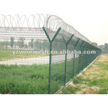 Malla de alambre de acero de bajo carbono