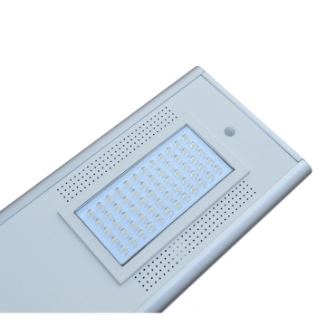 IP65 Bridgelux Terpadu 60W All in One Outdoor Solar LED Penerangan Jalan