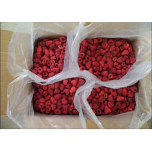 IQF Freezing Organic Raspberry Hr-16090906