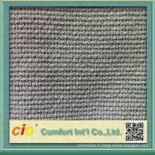tissu de suede de sofa de style occidental