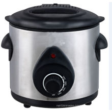 1.2L Stainless Steel Detachable Deep Fryer Sb-Df03