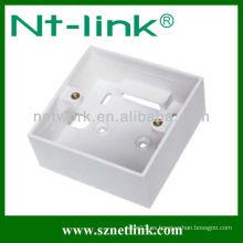 China Shenzhen Netlink 86 x 86 cm rj45 fondo de plástico