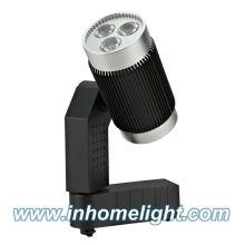 Lâmpada de trilho Led Projetos de iluminação LED 3W 4W 9W 12W