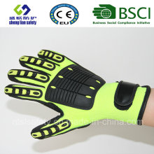 Cut Resistant Safety Work Glove with Nitrile Coate