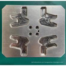 Peça de torno personalizado de serviço de usinagem CNC de melhor qualidade